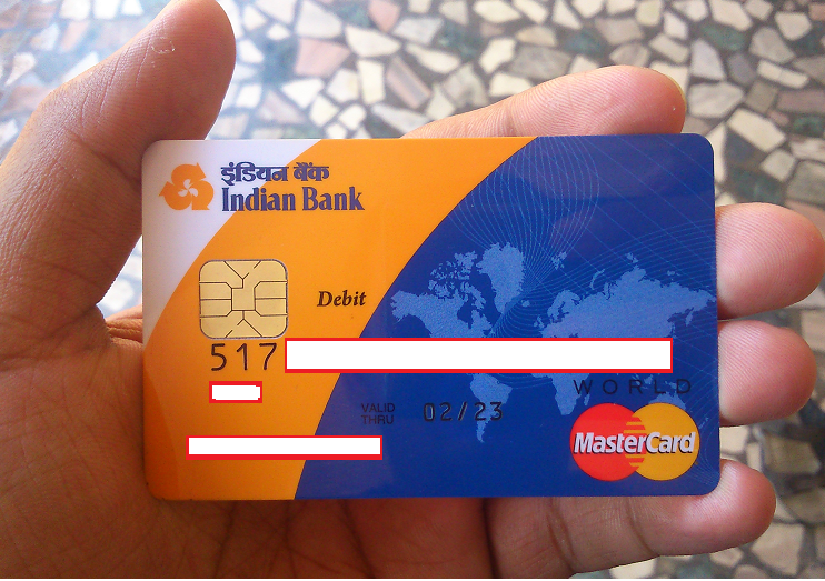 World ATM Card