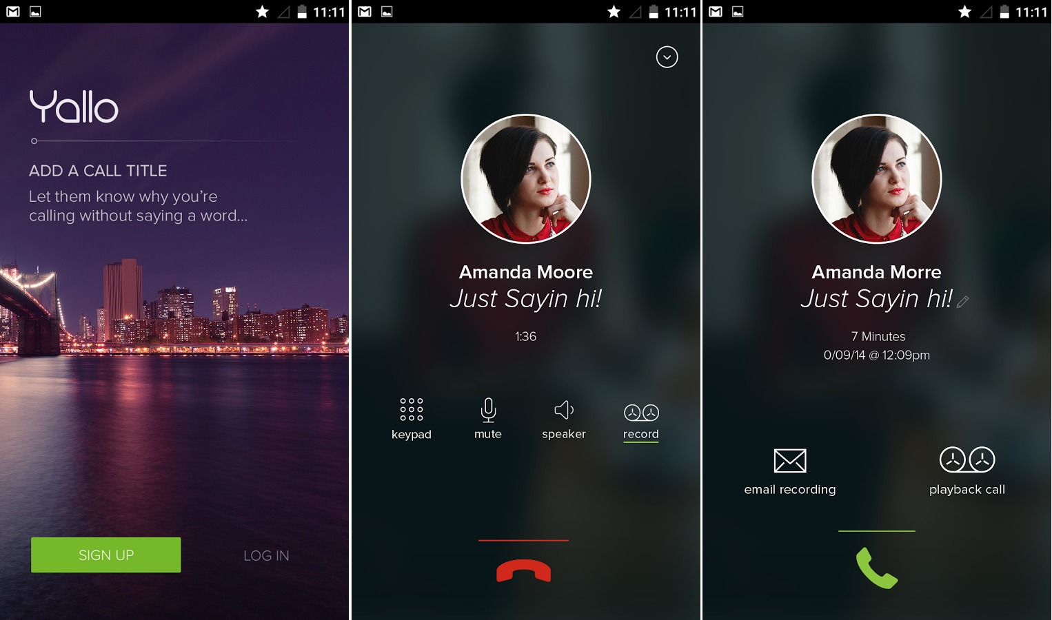 Phone Free Phone Calling App For Android yallo android app offers free 400 minutes of calls recording want to have more advanced features with your voice calling app