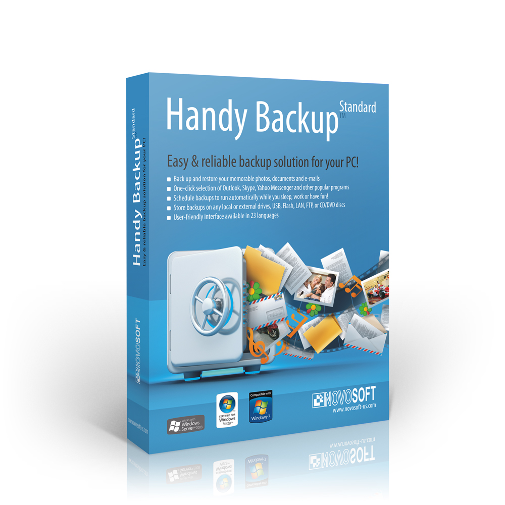 Handy Backup From Novosoft Best Way To Protect Crucial ...