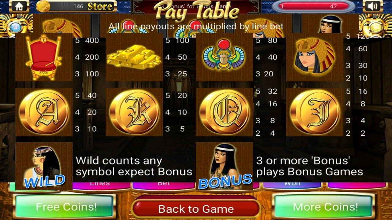 slot machine game online cleopatra spiele