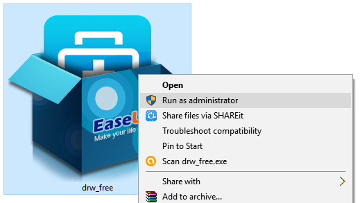 easeus data recovery wizard free deleted file recovery
