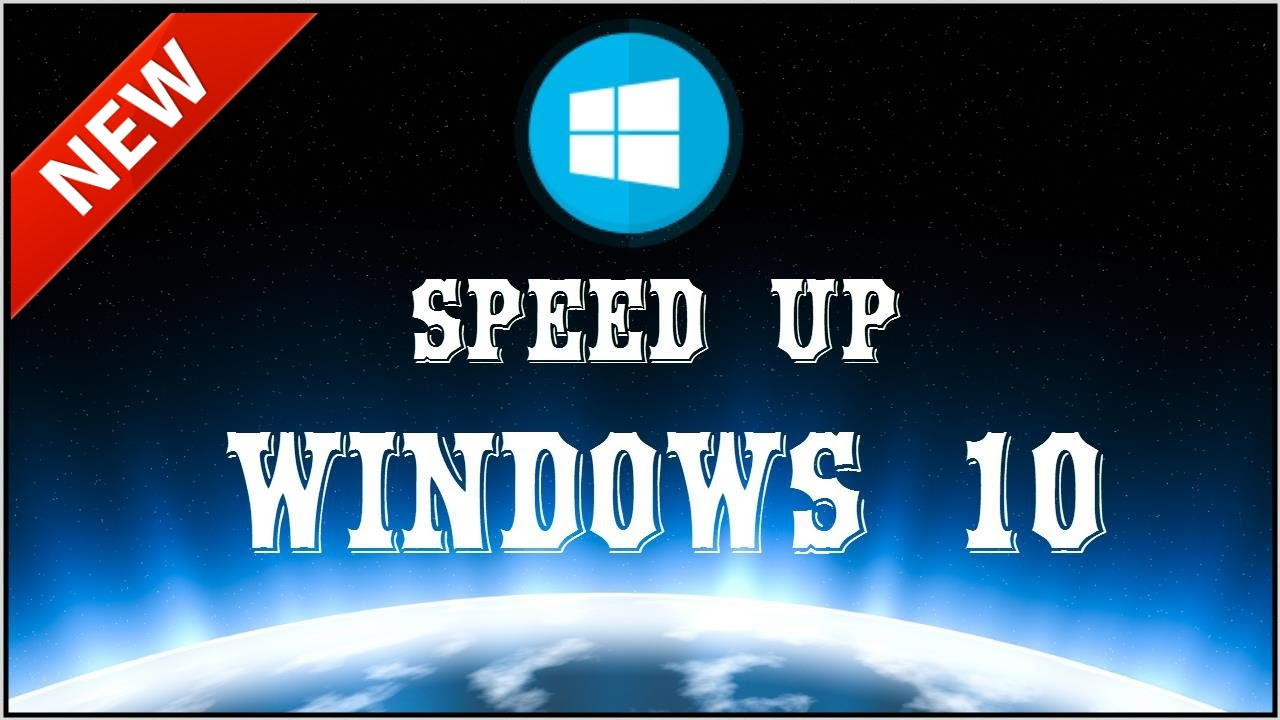 Windows 10 Slow Speed Working * FIX * and Increase Make Your
