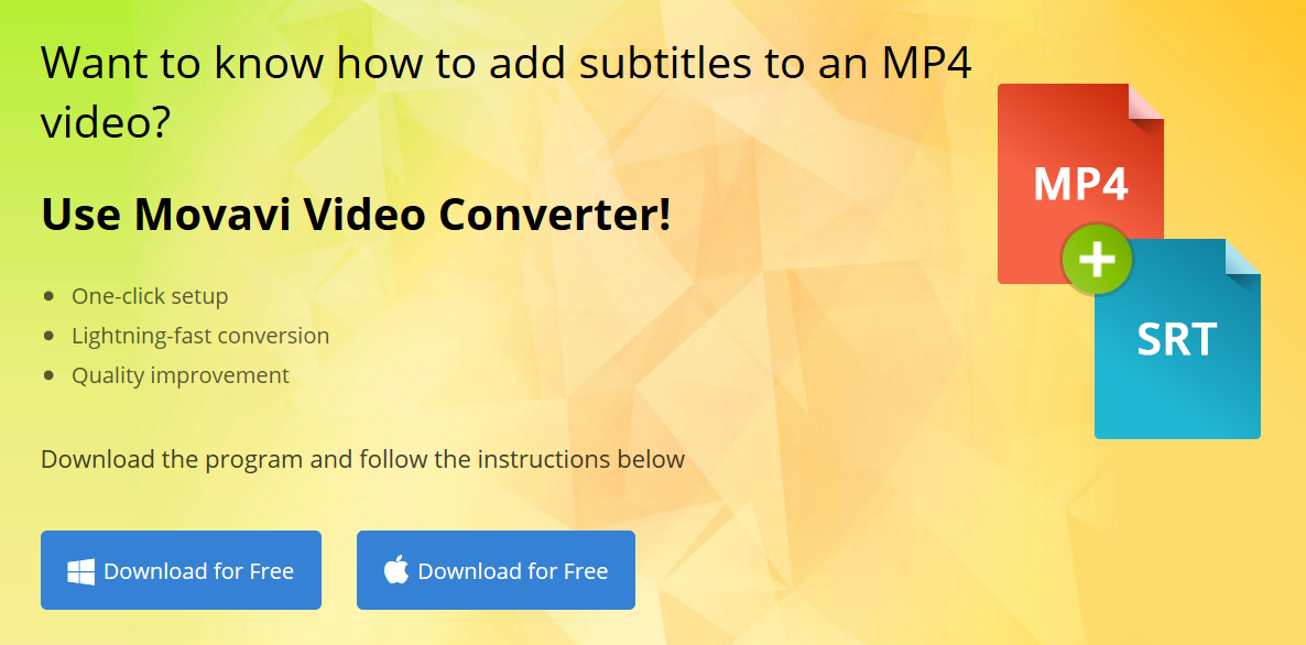 Movavi video converter helps you to add subtitles to video movavi video converter helps you to add subtitles to video tutorial techwibe ccuart Choice Image